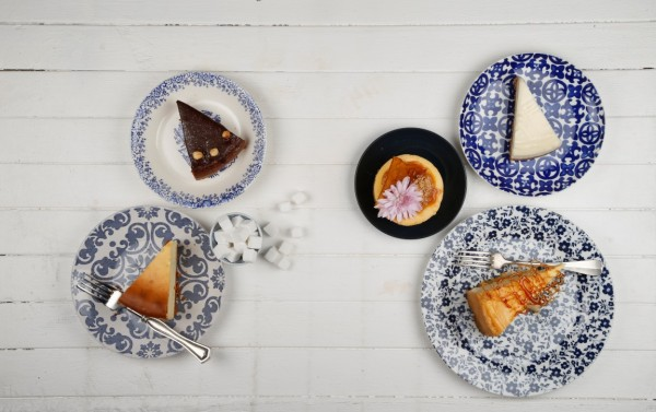 Joburg's most sublime cheese cakes